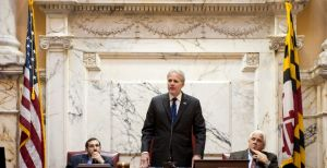 Israeli Ambassador Michael Oren Visits Annapolis. Oren enjoys high credibility among Jewish elites and the Washington establishment (photo: Jay Baker)